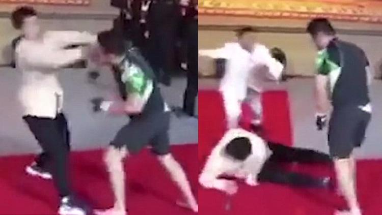 Saat Petarung MMA Tantang Ahli Kung Fu Wing Chun - INDOSPORT