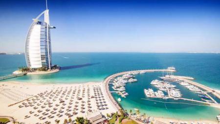 Kota Dubai. - INDOSPORT