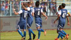 Indosport - Balsa Bozovic (Arema FC).