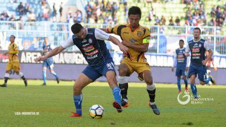 Arema FC vs Mitra Kukar - INDOSPORT