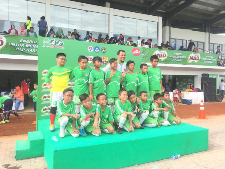 Millo Football Championship Copyright: INDOSPORT
