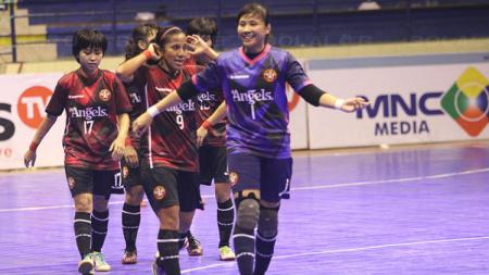 Kebumen United Angels - INDOSPORT