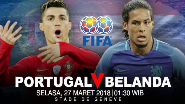 Hasil gambar untuk portugal vs belanda match 2018