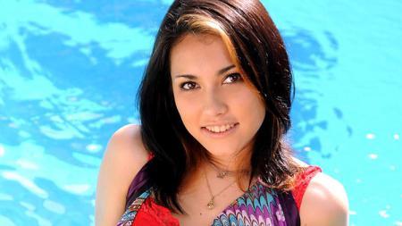 Maria Ozawa, aktris film dewasa asal Jepang. - INDOSPORT