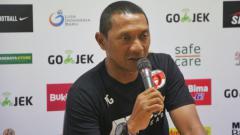 Indosport - Pelatih Perseru Serui, I Putu Gede