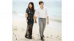 Indosport - Marcus Fernaldi Gideon dan Agnes Amelinda.