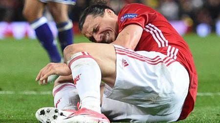 Zlatan Ibrahimovic. - INDOSPORT