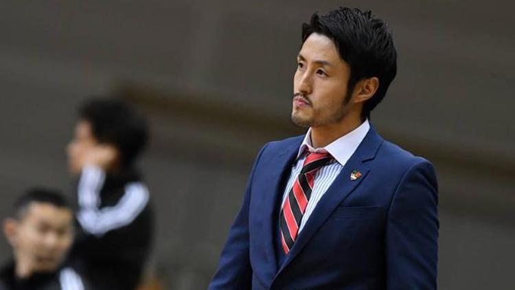 Kensuke Takahashi pelatih timnas futsal Indonesia. Copyright: bardral urayasu