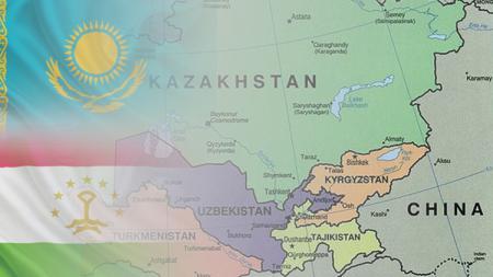 Tajikistan dan Kazakhstan. - INDOSPORT
