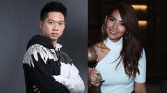 Indosport - Kevin Sanjaya dan Maria Selena.
