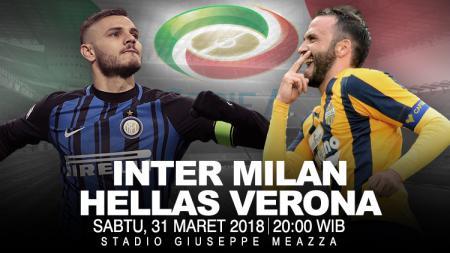 Prediksi Inter Milan vs Hellas Verona. - INDOSPORT
