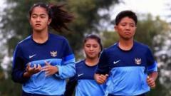 Indosport - Timnas Putri Indonesia U-16.