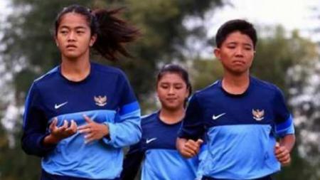 Timnas Putri Indonesia U-16. - INDOSPORT