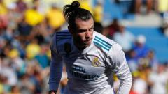 Indosport - Gareth Bale, gelandang Real Madrid.