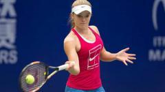 Indosport - Katie Swan, petenis asal Inggris.