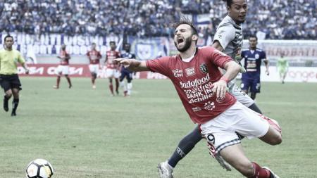 PSIS Semarang vs Bali United. - INDOSPORT