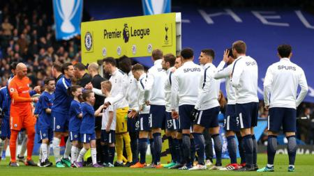 Chelsea vs Tottenham Hotspur. - INDOSPORT