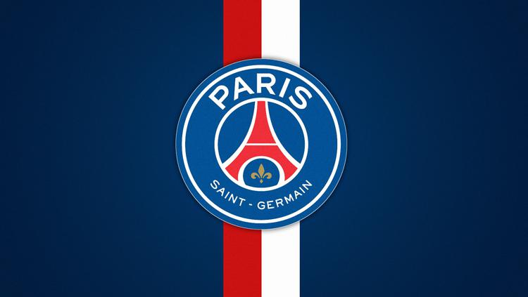 Logo PSG. Copyright: Pinterest