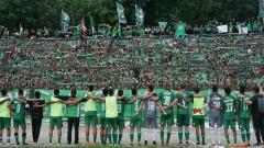 Indosport - Suporter PSMS Medan