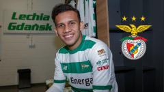 Indosport - Egy Maulana ke Benfica