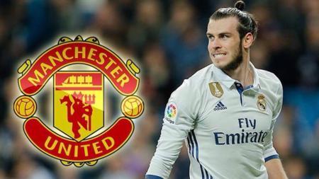 Gareth Bale dirumorkan akan ke Manchester United. - INDOSPORT