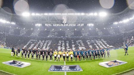 Juventus vs Real Madrid. - INDOSPORT
