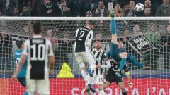 Indosport - Ronaldo cetak brace dengan tendangan salto.