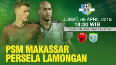 Indosport - Prediksi PSM Makassar vs Persela Lamongan.