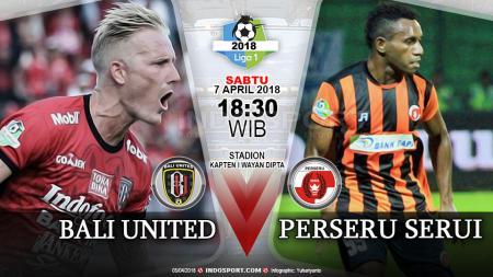 Prediksi Bali United vs Perseru Serui - INDOSPORT
