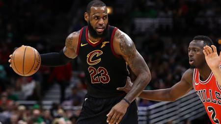 Berikut ini 5 rekrutan free agent terbaik di NBA pada dekade 2010-an, termasuk LeBron James (Cleveland Cavaliers) dan Kevin Durant (Warriors). - INDOSPORT