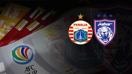Persija Jakarta dan klub Malaysia, Johor Darul Ta'zim (JDT), punya cara yang berbeda dalam melancarkan kebijakan potong gaji pemain akibat pandemi virus corona. - INDOSPORT
