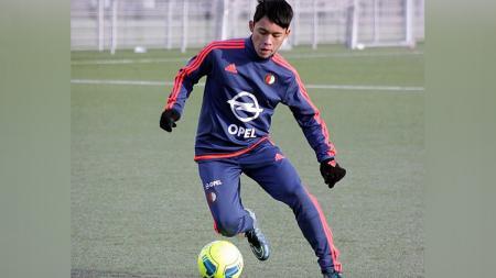 Yussa Nugaraha, pemain muda Indonesia yang tengah berkarier di Belanda. - INDOSPORT