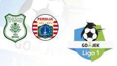 Indosport - PSMS Medan vs Persija Jakarta.