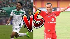 Indosport - Fretz vs Riko.