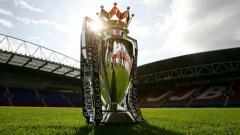 Indosport - Trofi Liga Inggris