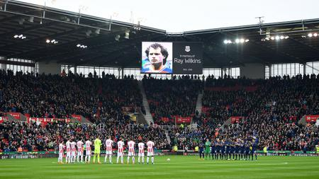 Stoke City vs Tottenham - INDOSPORT