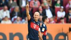 Indosport - Arjen Robben.