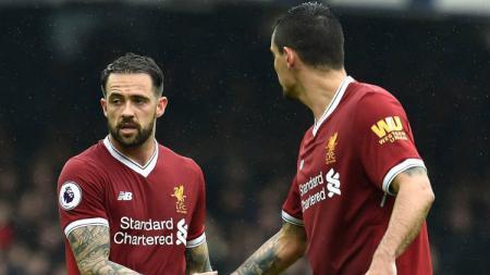 Danny Ings, saat masih bergabung dengan Liverpool - INDOSPORT