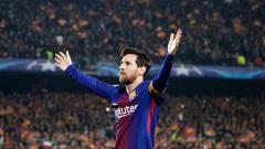 Indosport - Lionel Messi berpotensi membuat sebuah sejarah baru di Liga Champions saat melakoni laga antara Juventus yang menjamu Barcelona.