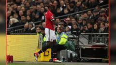 Indosport - Paul Pogba, pemain bintang Man United.