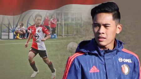 Pemain muda Indonesia di Liga Belanda, Yussa Nugraha, mengungkapkan kegiatannya di waktu luang. Uniknya, ia mengaku dirinya tak suka bermain game eSports. - INDOSPORT