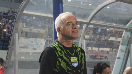 Pelatih Pelatih Persib Bandung, Mario Gomez. - INDOSPORT