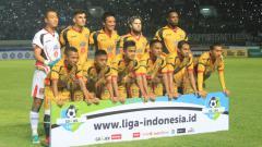 Indosport - Skuat Mitra Kukar.