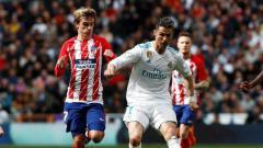 Indosport - Antoine Griezmann (kiri) dan Cristiano Ronaldo (kanan).