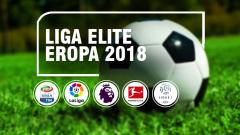 Indosport - Liga Elite Eropa.