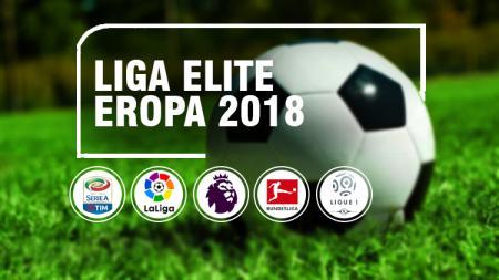 Liga Elite Eropa. - INDOSPORT