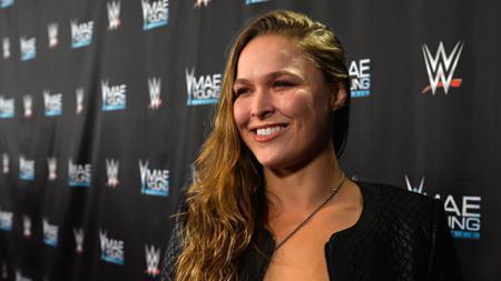 Debut Ronda Rousey di WWE - INDOSPORT