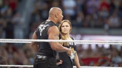 Indosport - Debut Ronda Rousey di WWE