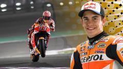 Indosport - Marc Marquez.