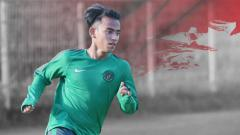 Indosport - Muhammad Rafid Habibie Menunjukkan Tekadnya Untuk Dapat Membela Timnas